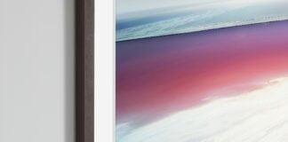 The Frame fra Samsung fås nu også i 85 tommer (Foto: Samsung)