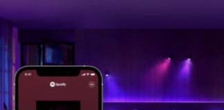 Philips Hue + Spotify-integration (Foto: Philips Hue)