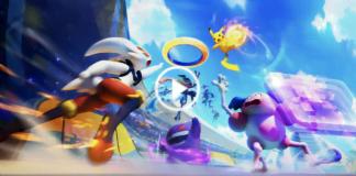 Screenshots fra Google Play Store af Pokémon Unite (Kilde: Google Play Store)