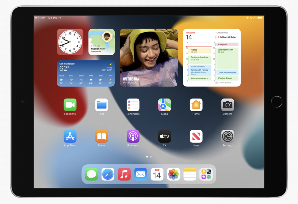 iPad, 9th generation