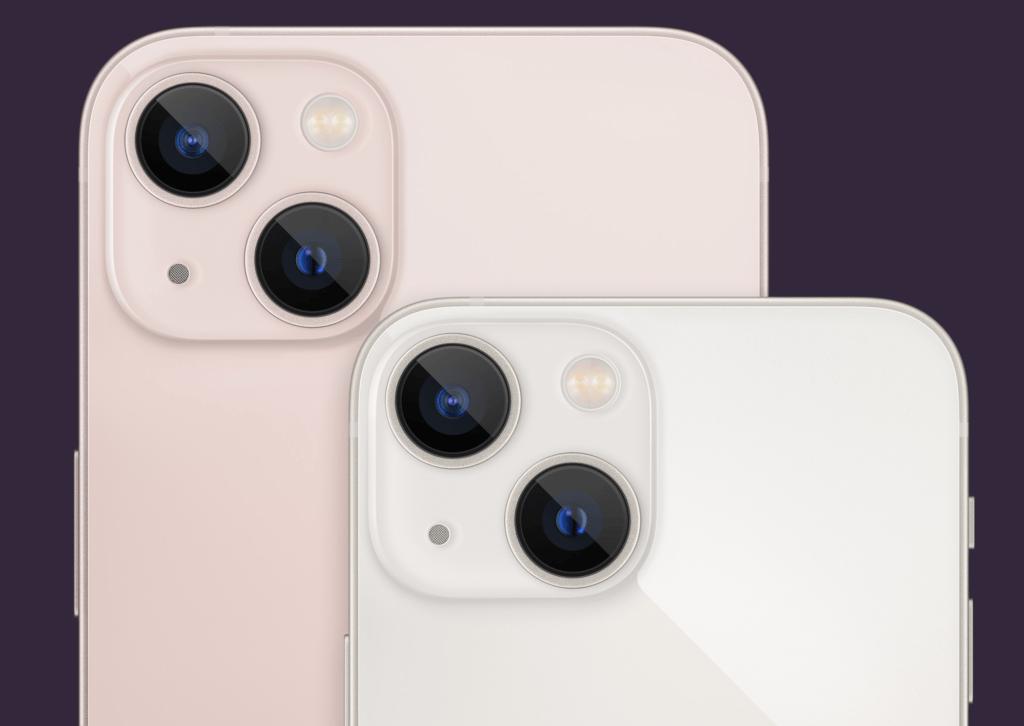 iPhone 13 og iPhone 13 Minii