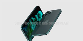 iPhone 14 render