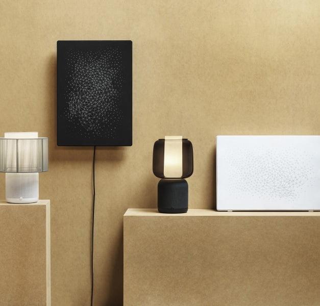Ikea Symfonisk bordlampe (2. generation) (Foto: Ikea)
