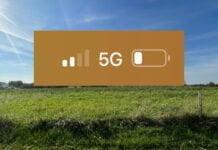 5G hos 3 på landet